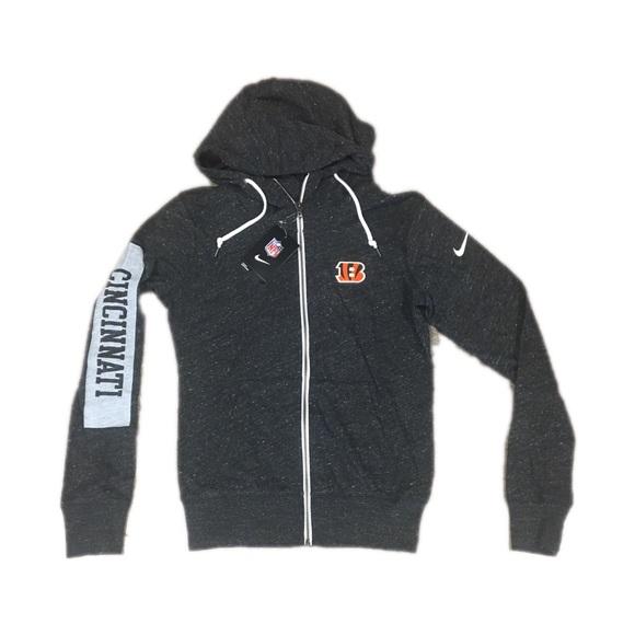 1128556e4 Cincinnati Bengals Nike Women s Sweatshirt Small